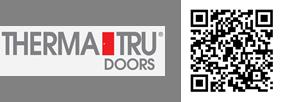 Therma-Tru Logo QR 10.14