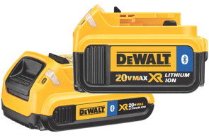 10.15 DeWALT Bluetooth Batteries